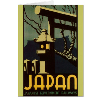 Japan Cards