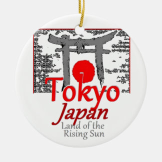 JAPAN CERAMIC ORNAMENT