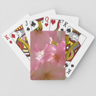 Japan Cherry Tree Playing Cards