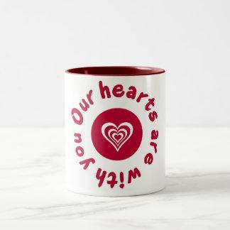 Japan Earthquake and Tsunami Relief Shirt Coffee Mug