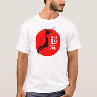 Japan Earthquake T-Shirt