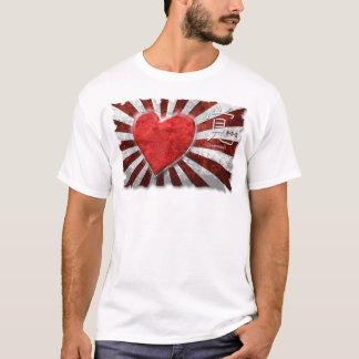Japan Earthquake Tsunami Disaster Relief Shirt
