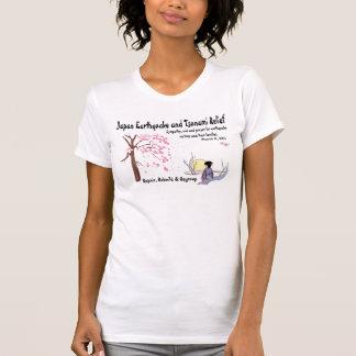 Japan Earthquake Tsunami Relief T-Shirt