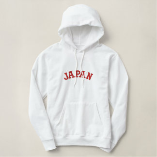 JAPAN EMBROIDERED HOODIE