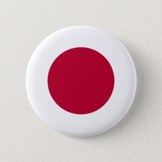 Japan Flag 6 Cm Round Badge