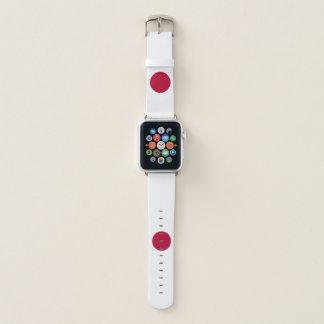 Japan Flag Apple Watch Band