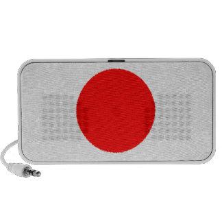 JAPAN FLAG Doodle Speaker