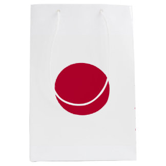 Japan Flag Medium Gift Bag