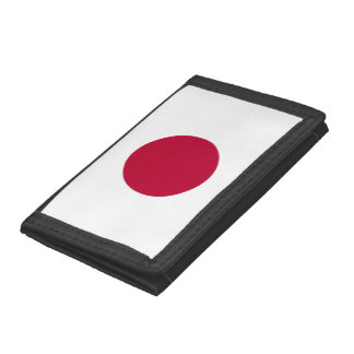 Japan Flag Trifold Wallet