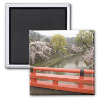Japan, Gifu prefecture, Takayama also known Square Magnet