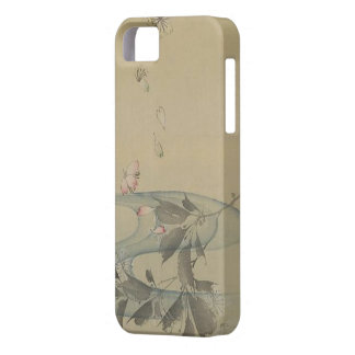 Japan:  Graceful Flower iPhone 5 Cases
