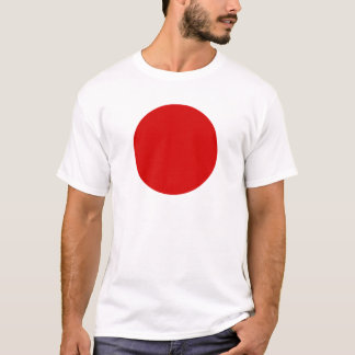 Japan High quality Flag T-Shirt