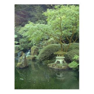 Japan in Seattle Postcard