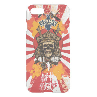 Japan Kamikaze Shogun Transparent iPhone 8/7 Case