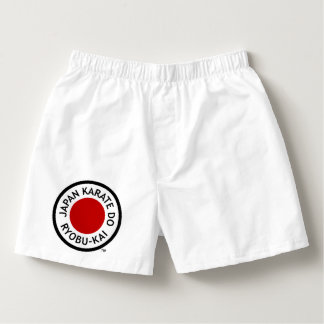 Japan Karate Do Ryobu-Kai Mens Boxers