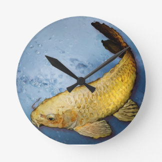 Koi wall clocks for Koi fish australia