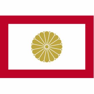 Japan Kouzoku, Japan flag Photo Cutout