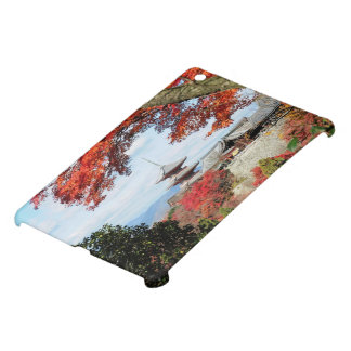 Japan, Kyoto. Kiyomizu temple in Autumn color Case For The iPad Mini