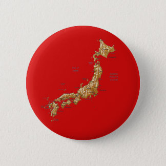 Japan Map Button