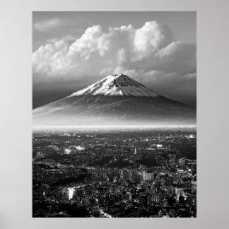 JAPAN MT. FUJI POSTER