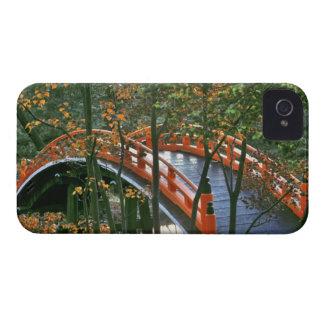 Japan, Nara Pref., Nara. The Royal Bridge glows iPhone 4 Case-Mate Case