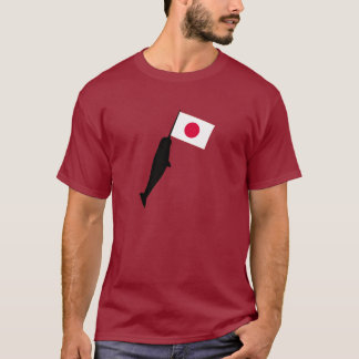 Japan Narwhal T-Shirt