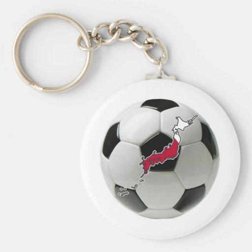 Japan national team keychains