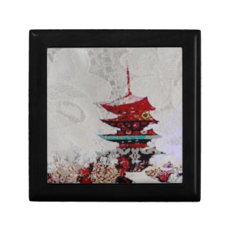 Japan Pagoda Lace Series Gift Box