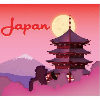 Japan Photo Cutout