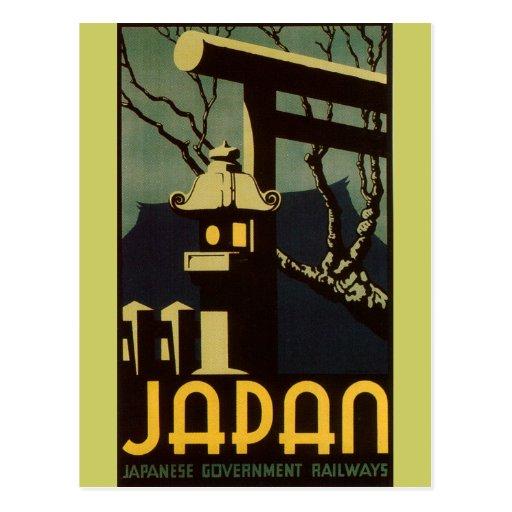 Japan Post Cards