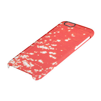 Japan-Red Clear iPhone 6/6S Case