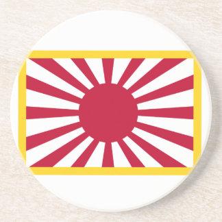 Japan Rising Sun Flag Coaster