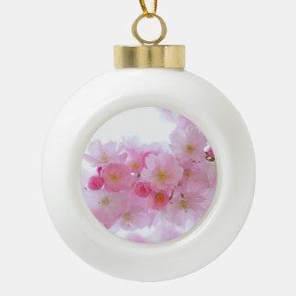 Japan Sakura Cherry Ceramic Ball Decoration