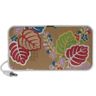 Japan, Sakura, Kimono, Origami, Chiyogami, Flower, Notebook Speakers