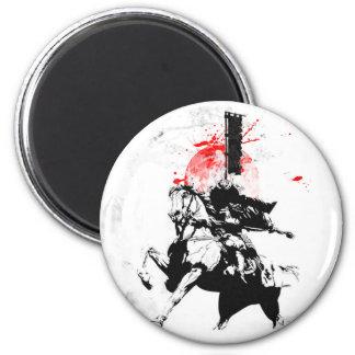 Japan Samurai Magnet