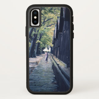 Japan scene-1 iPhone X iPhone X Case