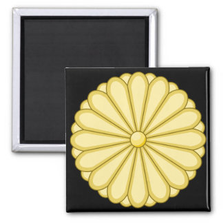 japan seal square magnet
