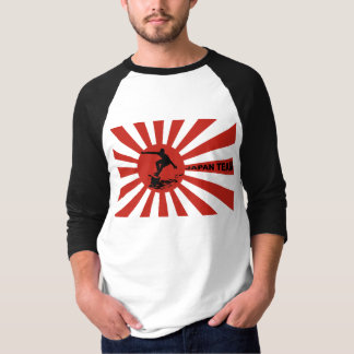 Japan Surfing Shirt