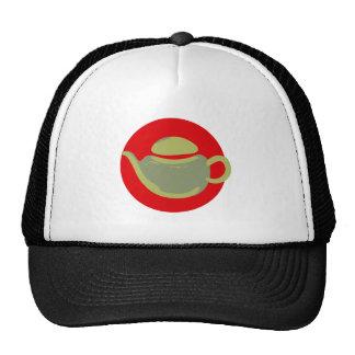 Japan teapot teapot mesh hats