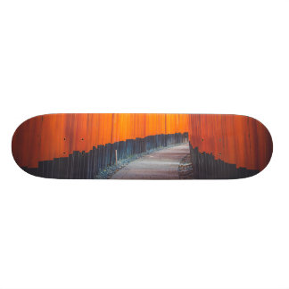 japan torii skateboard