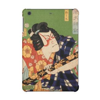 Japanese actor (#1) (Vintage Japanese print)