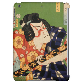 Japanese actor (#1) (Vintage Japanese print) iPad Air Cover