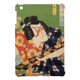 Japanese actor (#1) (Vintage Japanese print) iPad Mini Cover