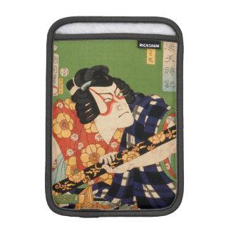 Japanese actor (#1) (Vintage Japanese print) iPad Mini Sleeve