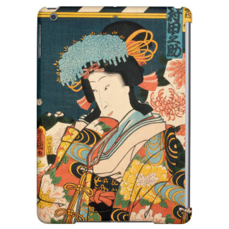 Japanese actor (#2) (Vintage Japanese print) Case For iPad Air