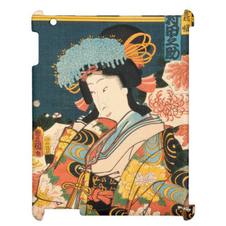 Japanese actor (#2) (Vintage Japanese print) Case For The iPad