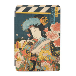 Japanese actor (#2) (Vintage Japanese print) iPad Mini Cover