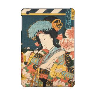 Japanese actor (#2) (Vintage Japanese print) iPad Mini Retina Cover