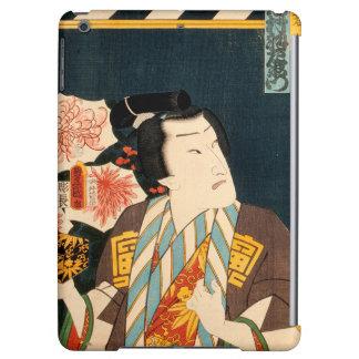 Japanese actor (#3) (Vintage Japanese print)