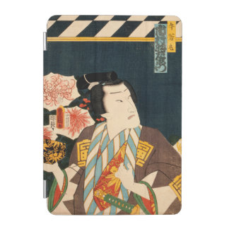 Japanese actor (#3) (Vintage Japanese print) iPad Mini Cover